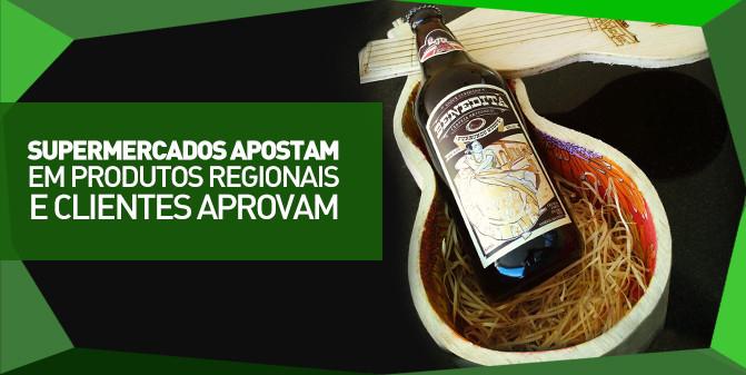 Produtos Regionais Mato Grosso