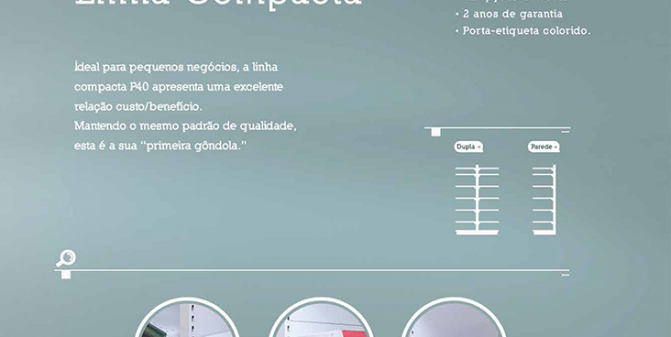 Gondola linha compacta_Descrição_Prol