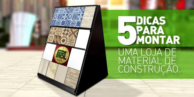 5 dicas material de construção - Prol Blog