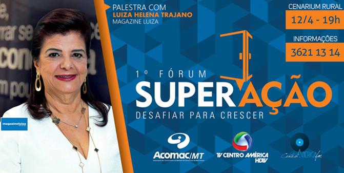 1º Fórum SuperAção - Prol Blog