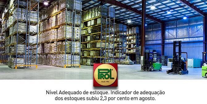 Adequação Estoque São Paulo.